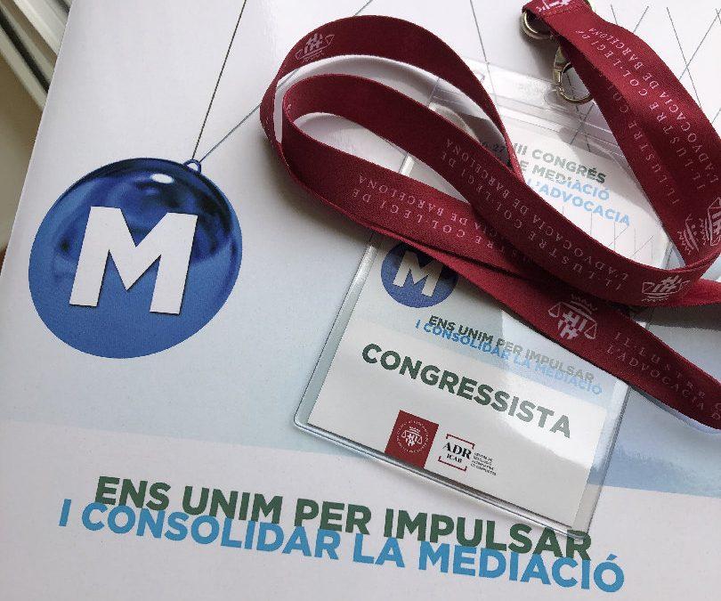 III Congres de mediació de l'advocacia de BCN